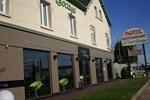 Отель Logis Hotel Le Vert Bocage