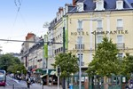 Отель Campanile Dijon Centre - Gare