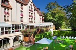 Отель Hotel Verte Vallée
