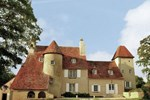 Вилла Holiday Home Un Chateau En Bordure De Riviere Le Veurdre