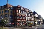 Отель Hôtel Restaurant La Cigogne