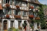 Отель Hotel Des 2 Clefs