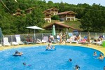 Апартаменты Holiday Home Le Village Du Soleil Montagne Mauroux