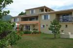 Апартаменты Holiday Home Pres Du Ventoux Montbrunlesbains