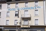 Отель Hôtel Le Commerce