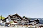 Отель Das Alpenwelt Resort Hotel Alpenrose