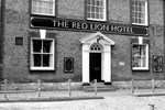 Отель The Red Lion Hotel