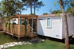 Отель Superior Mobile Homes in Camping Lanterna