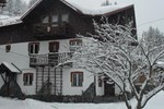 Гостевой дом Pensiunea Janina