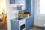 Апартаменты Ferienwohnung im Blauen Haus