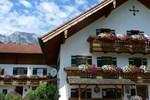 Отель Gästehaus Ferienwohnungen Pfeffererlehen