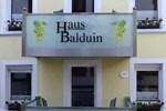 Апартаменты Haus Balduin