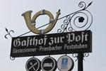 Гостевой дом Hotel-Gasthof zur Post
