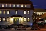 Отель Hotel Zum Bäcker