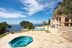 Апартаменты Holiday Home Montebello Cala Tuent