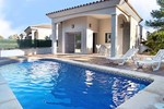 Апартаменты Holiday home Casa Gaviota VI Riumar