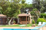 Апартаменты Holiday Home Casa Fornells de la Selva