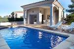 Апартаменты Holiday home Casa Gaviota VII Riumar