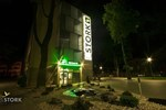 Отель Hotel Stork