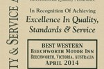Отель Best Western Beechworth Motor Inn