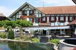 Отель Hotel Restaurant Koi-Gartenteich
