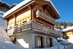 Апартаменты Holiday Home Petit-Sapin La Tzoumaz