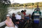 Отель Kunene River Lodge