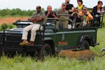 Отель Motswari Private Game Reserve