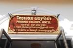 Отель Phoungchampa Hotel