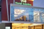 Отель Hotel Santika Bengkulu