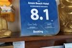 Отель Anom Beach Hotel