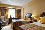 Отель Hotel Santiago Park Plaza