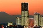 Отель Yokohama Royal Park Hotel