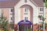 Отель Candlewood Suites Hartford Meriden