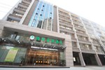 Отель Greentree Inn Jiujiang Shili Avenue Business Hotel