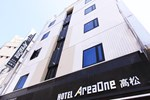 Отель Hotel AreaOne Takamatsu