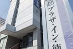 Отель Hotel Plaza Inn Tokushima