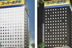 Отель Yaezakura-no-Yu Super Hotel Lohas Tokyo-eki Yaesu-chuoguchi