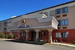 Отель Comfort Inn Trevose