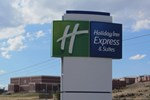 Отель Holiday Inn Express and Suites Alpine