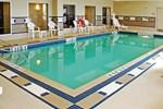 Отель Holiday Inn Express Hotel & Suites St. Louis - NE Lambert Field