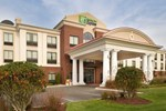 Отель Holiday Inn Express - Tullahoma
