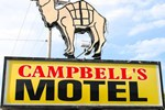 Отель Campbell's Motel Scottsburg
