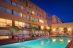 Отель Sheraton Pasadena Hotel