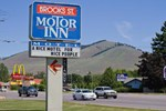 Отель Brooks St. Motor Inn