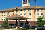 Отель Sleep Inn & Suites Huntsville