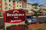 Отель Residence Inn by Marriott Greenville