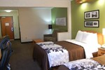 Отель Sleep Inn & Suites Bensalem