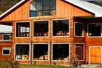 Отель Hosteria Lago Tyndall