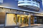 Отель Hotel 15 de Mayo